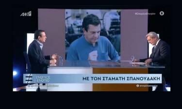 Σταμάτης Σπανουδάκης: Ο ρόλος της Κορομηλά στην καριέρα του και η γνωριμία με την Δημητρίου!