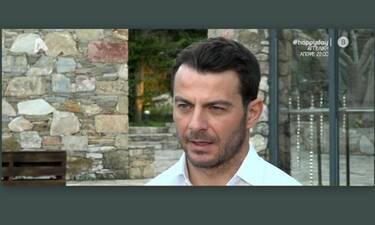 Survivor: Αυτή τη στιγμή θέλει να ξεχάσει ο Γιώργος Αγγελόπουλος από το ριάλιτι - Δες τι αποκάλυψε!