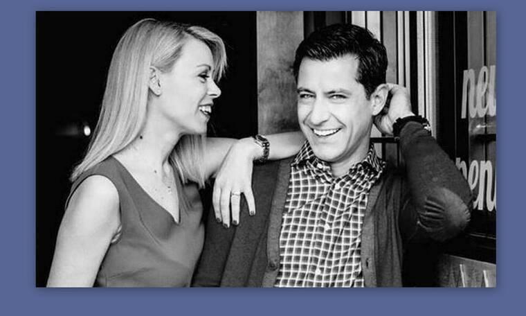 Κωνσταντίνος Αγγελίδης: Χαμογελά λίγο πριν το κρίσιμο χειρουργείο - Δες τη φώτο