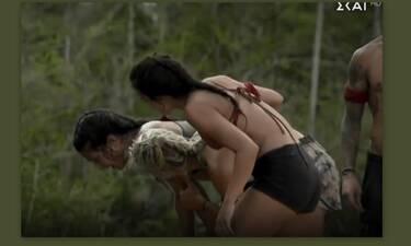 Survivor: Σοβαρός τραυματισμός στο αποψινό αγώνισμα ασυλίας; Η Νικολέτα καταρρέει... (Video)