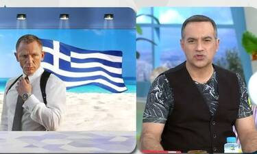 Στη Φωλιά των Κου Κου: Ο Daniel Craig έρχεται τον Ιούνιο στην Ελλάδα (Video)