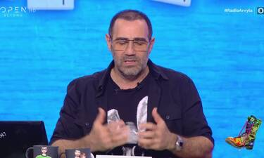 Ράδιο Αρβύλα: Η έντονη ενόχληση του Αντώνη Κανάκη με τα σχόλια του Παππά στο Survivor