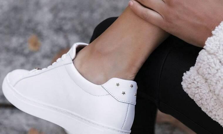 Οδηγός Αγοράς: Τα πιο cool λευκά sneakers που θα βάλεις φέτος την άνοιξη