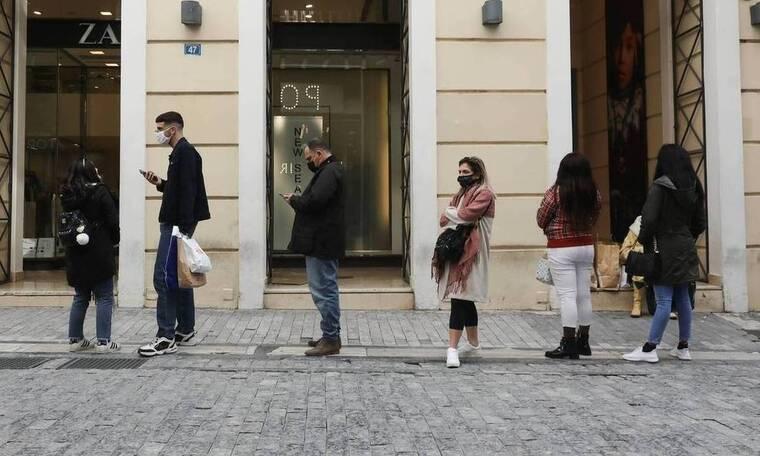 SMS 13032: Ανοίγει το λιανεμπόριο από Δευτέρα - Πώς θα κάνουμε τα ψώνια στα καταστήματα