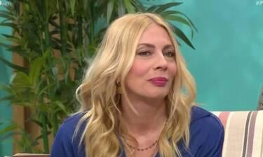 Σμαράγδα Καρύδη: Συγκλονίζει περιγράφοντας την περιπέτειά της με τον κορονοϊό