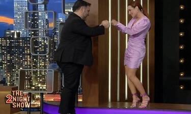 The 2Night Show: Απίστευτο! Ο Αρναούτογλου βρήκε γαμπρό στην Πένυ Αγοραστού!