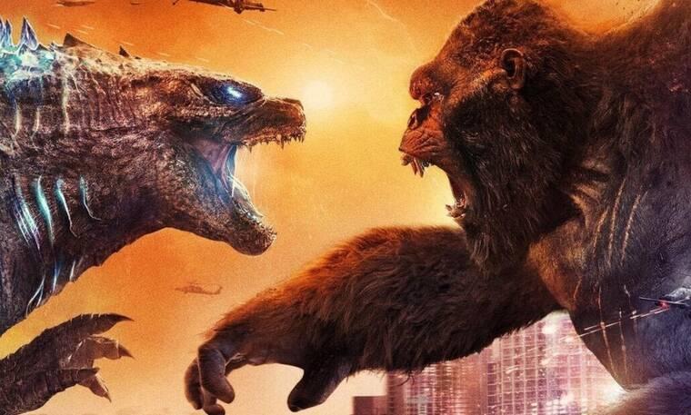 Godzilla vs Kong: Η ταινία που κέρδισε την πανδημία
