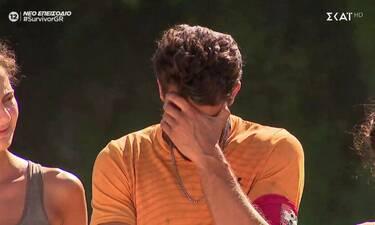 Survivor: Προβληματισμένος ο Λιανός με τη Μαριαλένα - Ράκος ο Σάκης μετά τις εξελίξεις