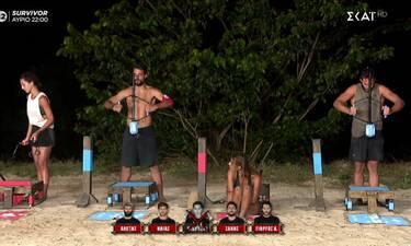 Survivor: Αυτός είναι ο παίκτης που κέρδισε την ατομική ασυλία