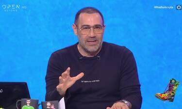Ράδιο Αρβύλα: Νέες απουσίες μετά τα κρούσματα covid στην εκπομπή - «Έχουμε αποδεκατιστεί»