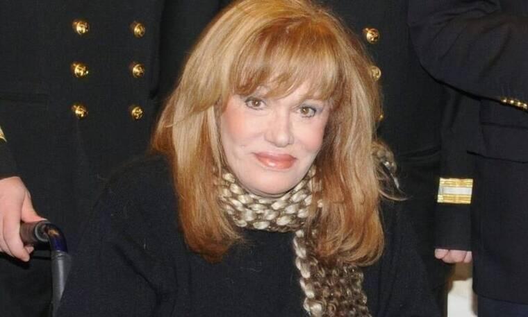 Μαίρη Χρονοπούλου: Δες την μέσα στο σπίτι της μετά από καιρό