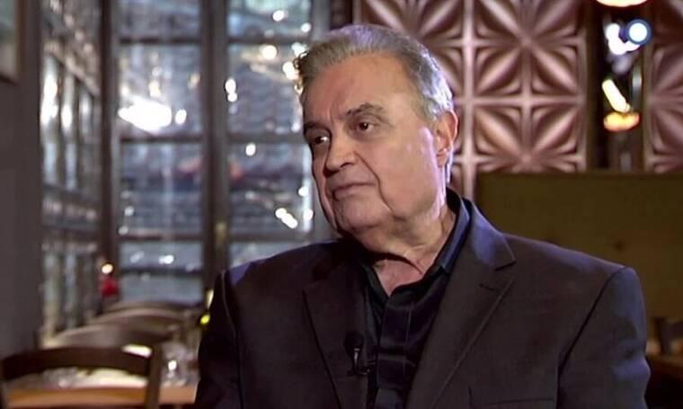 Θλίψη. Πέθανε στο Νοσοκομείο Κορίνθου ο τραγουδιστής Λευτέρης Μυτιληναίος