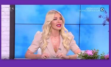 Κατερίνα Καινούργιου: Αποκάλυψε on air τους λόγους που τσακώνεται με τον σύντροφό της, Φίλιππο