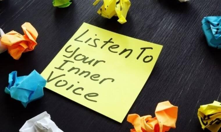 Σήμερα 8/4: Άκου τι λέει το «μέσα» σου
