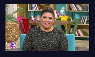 Πάμε Δανάη: Η Μπάρκα ανακοίνωσε on air τα γεννητούρια στη showbiz