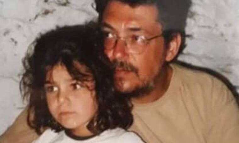 Μαρία Κλάρα Μαχαιρίτσα: Η τρυφερή photo με τον μπαμπά της και η αφιέρωση
