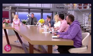 Τεργιάκης: Ενημερώθηκε on air για την επιστροφή της Μενεγάκη - Η αποστομωτική ατάκα