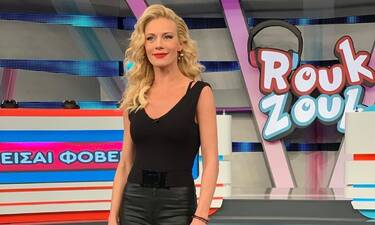Rouk Zouk: Ρεκόρ τηλεθέασης για το τηλεπαιχνίδι του ANT1 με τη Ζέτα Μακρυπούλια