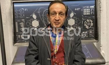 Ο Μπιμπίλας στο gossip-tv μιλάει για όλα: Οι καταγγελίες, ο Φιλιππίδης και η επόμενη μέρα!