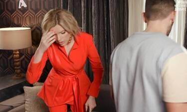 Battle of the Couples: Τι αντίκρυσε η Σάσα στο δωμάτιο παικτών και δεν πίστευε στα μάτια της;
