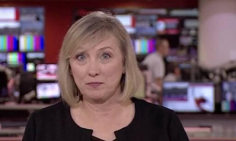 Πρίγκιπας Φίλιππος: Λύγισε η δημοσιογράφος του BBC μεταδίδοντας την είδηση του θανάτου