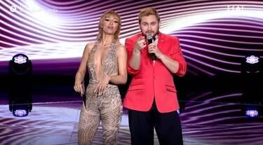 House of Fame: Απίστευτο! Η Ελένη Φουρέιρα «προκάλεσε» τον Νίκο Μουτσινά on air!