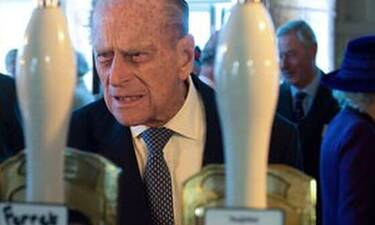 Πρίγκιπας Φίλιππος: Η ένοχη απόλαυση του Δούκα του Εδιμβούργου
