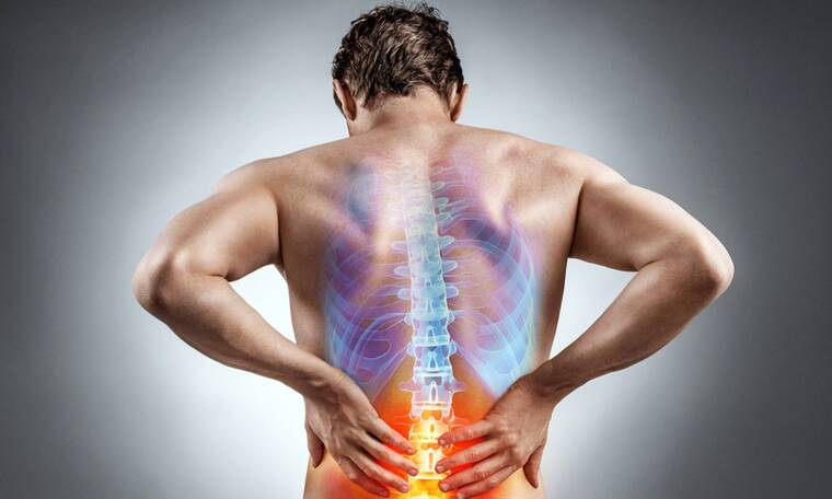 Χρόνιος πόνος: 5 φυσικοί τρόποι να τον μειώσετε (εικόνες)