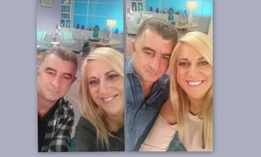 Γιώργος Καραϊβάζ: Συντετριμμένη η Ρούλα Κουσκουρή: «Δεν μπορεί να αφαίρεσαν τη δική σου ζωή»