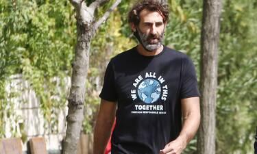 Γιώργος Κοψιδάς: Ένας... Survivor στο Ζάππειο! Και δεν ήταν μόνος!