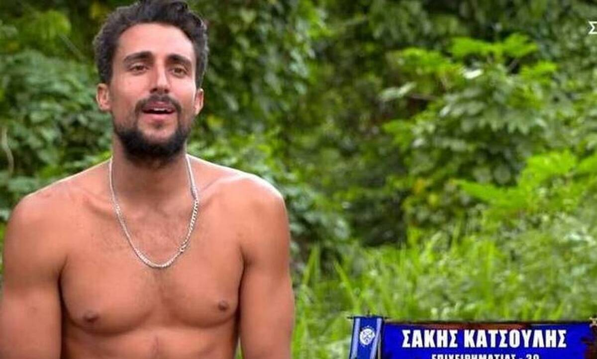Survivor: «Ο Σάκης Κατσούλης είναι χειριστικός, είναι για το φαίνεσθαι»