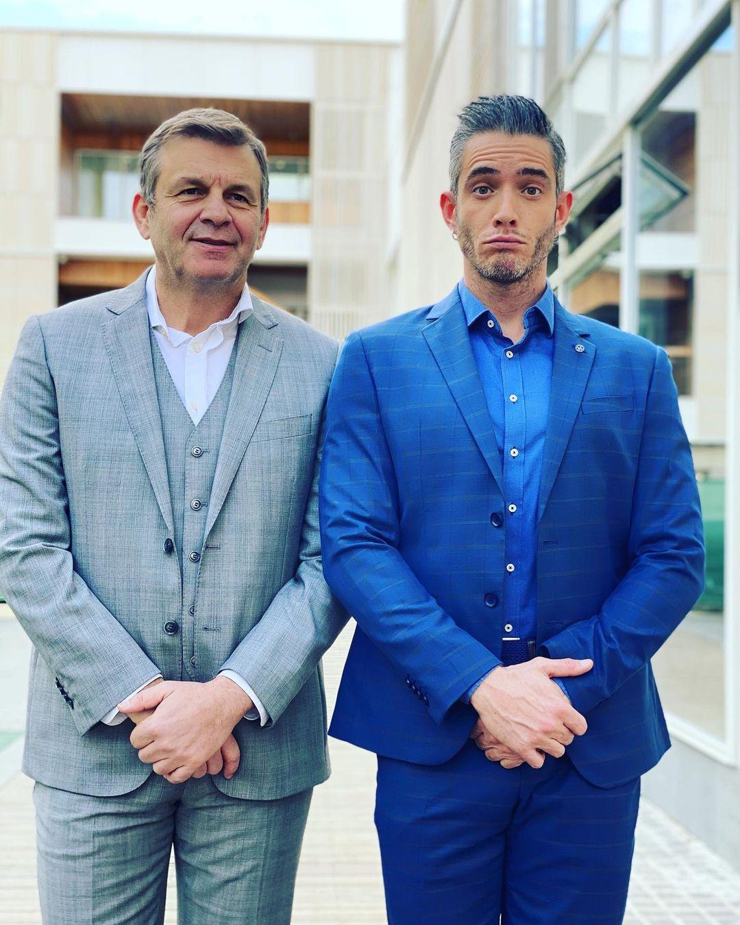 Θεοχάρης Ιωαννίδης: Όσα αποκάλυψε για τη νέα του εκπομπή στο Mega