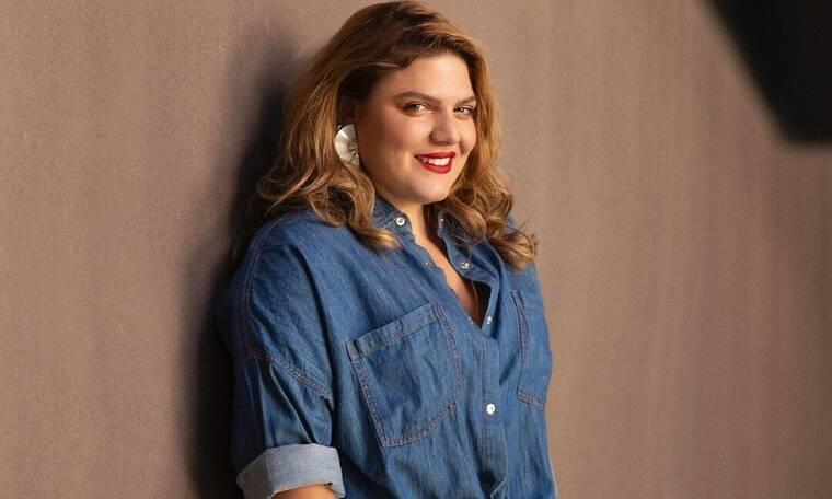 Δανάη Μπάρκα: Συνεχίζει του χρόνου στο MEGA; Η ατάκα της παρουσιάστριας που δεν παρατήρησε κανείς!