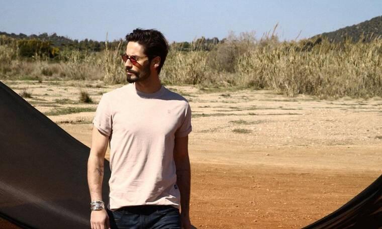 Γιώργος Καράβας: Ο κριτής του GNTM μας έδειξε τον γιο του για πρώτη φορά
