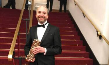 Γιώργος Λαμπρινός: Ο Έλληνας υποψήφιος για Oscar - Όσα δεν γνωρίζαμε για εκείνον
