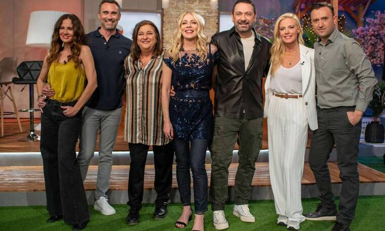 CelebrityGameNight: Η θρυλική παρέα του «Παρά Πέντε» ενώνεται ξανά