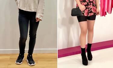 Style Me Up: Η 18χρονη Βιολέτα μεταμορφώθηκε σε μια μοντέρνα και στιλάτη κοπέλα!