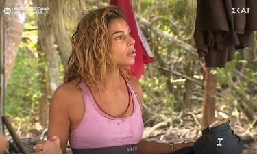 Survivor: Η Ελευθερία κατηγόρησε James και Νίκο για «κλοπή» – Χαμός στην καλύβα!