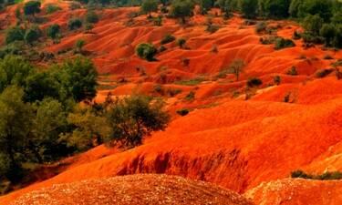 Aυτό το θαύμα της φύσης βρίσκεται στην Ελλάδα!