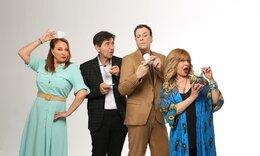 Χάρης Ρώμας: Αποκάλυψε on camera ποιους ηθοποιούς από το Καφέ της Χαράς θα έχει στη νέα του σειρά