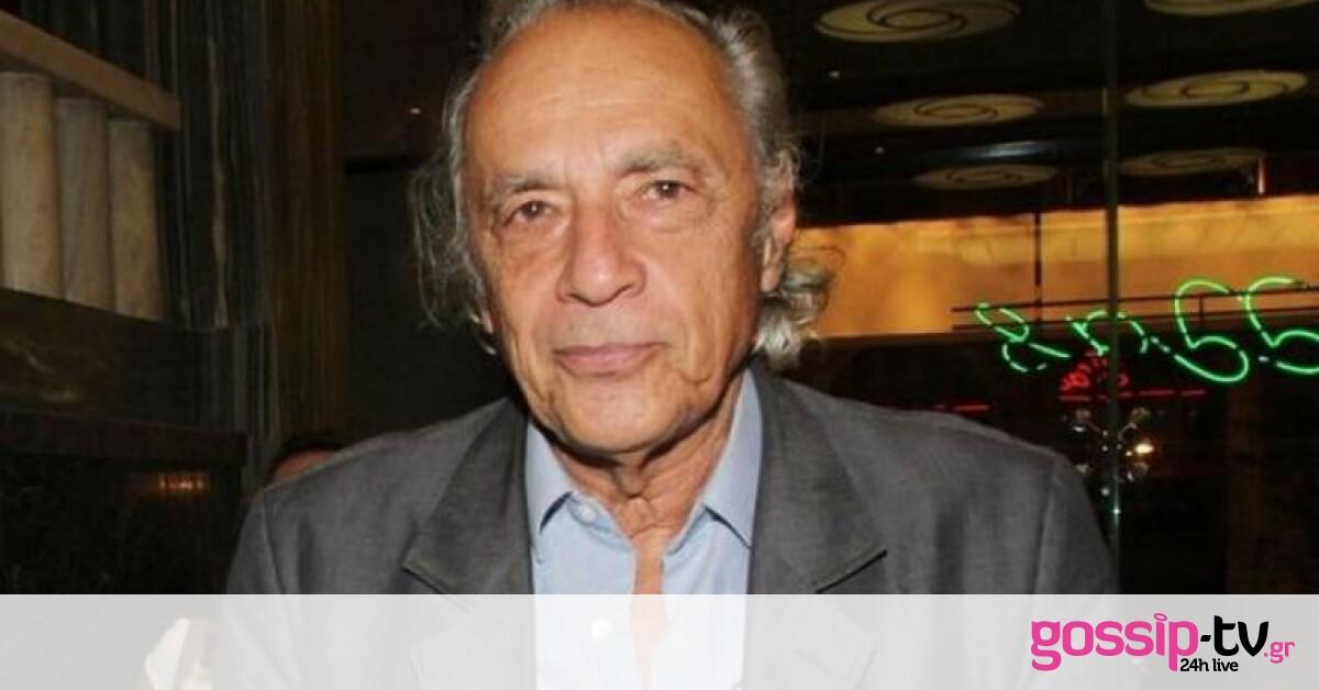 Δημήτρης Κολλάτος: Δύσκολες ώρες για τον σκηνοθέτη – Πέθανε ο γιος του |  Gossip-tv.gr