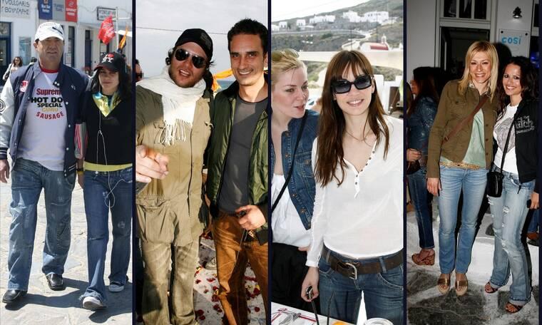 Πάσχα - Throwback: Νύχτες στη Μύκονο για τους Έλληνες Celebrities 15 χρόνια πριν!