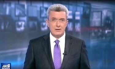 Τηλεθέαση: Ρεκόρ σεζόν για το κεντρικό δελτίο ειδήσεων με τον Νίκο Χατζηνικολάου