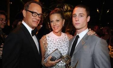 Φουρτούνες για τον Tom Hanks: Ο γιος του κατηγορείται για σωματική βία από την πρώην σύντροφό του