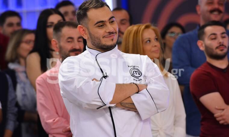 MasterChef: Ο Χρήστος Γλωσσίδης στο gossip-tv: Το Cook Beef και η συνεργασία με τον Κουτσόπουλο