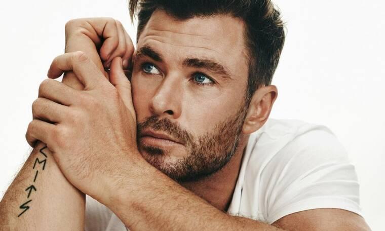 Chris Hemsworth: Δες τον να γυμνάζεται παρέα με τον 7χρονο γιο του στο πιο cute video