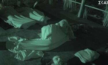 Survivor: Ένταση μετά το συμβούλιο: «Χαλάρωσε και πέσε για ύπνο...»