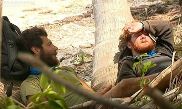 Survivor: Η επική αντίδραση του Μπάρτζη όταν έμαθε ότι η Βέλλη πήγε σπίτι του!