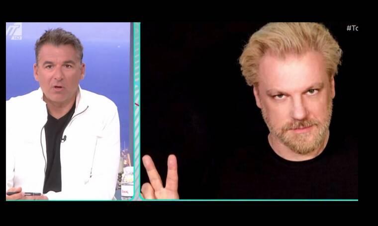 Λιάγκας: Η αποκάλυψη για την υγεία του Σπυρόπουλου: «Είναι σε σοβαρή κατάσταση. Παλεύει…»