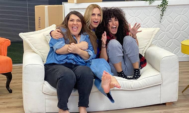 MEGA: Τίτλοι τέλους για τις Roomies - Πότε θα προβληθεί το τελευταίο επεισόδιο;